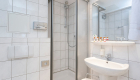 Badezimmer mit VIP Angebot (Beispiel)